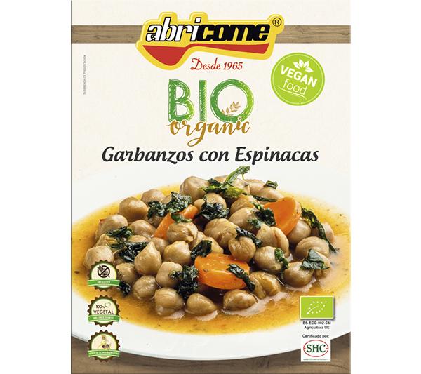 Garbanzos-con-Espinacas