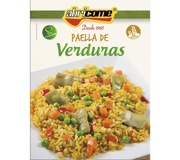 Paella-de-Verduras