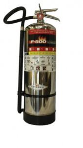 extintor F-500 10 lts